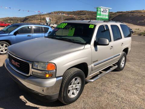 2005 GMC Yukon for sale at Hilltop Motors in Globe AZ
