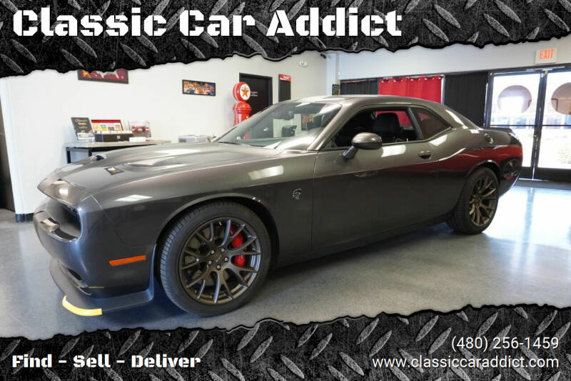2016 Dodge Challenger for sale at Classic Car Addict in Mesa AZ
