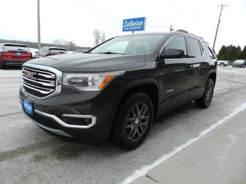 2018 GMC Acadia for sale at Leitheiser Car Company in West Bend WI