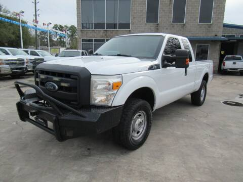 2014 Ford F-250 Super Duty for sale at Lone Star Auto Center in Spring TX