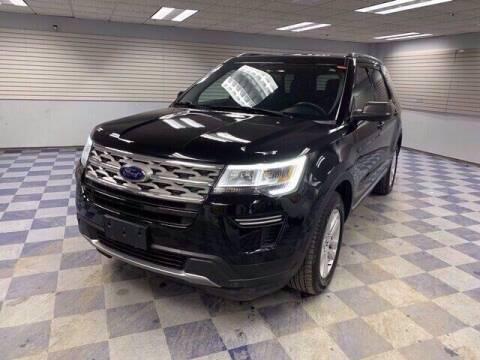 2018 Ford Explorer for sale at Mirak Hyundai in Arlington MA