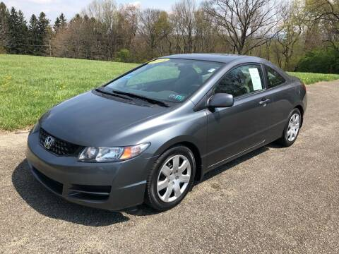 2011 Honda Civic for sale at Hutchys Auto Sales & Service in Loyalhanna PA