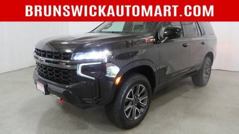 2021 Chevrolet Tahoe for sale at Brunswick Auto Mart in Brunswick OH