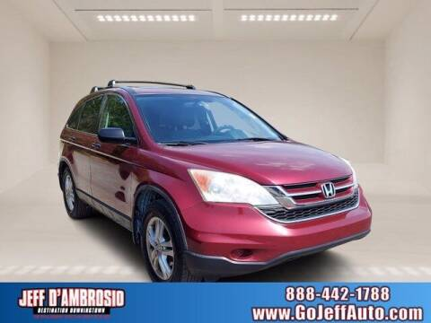 2010 Honda CR-V for sale at Jeff D'Ambrosio Auto Group in Downingtown PA