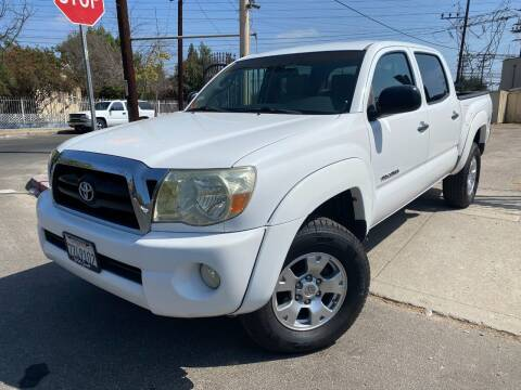 2006 Toyota Tacoma for sale at West Coast Motor Sports in North Hollywood CA