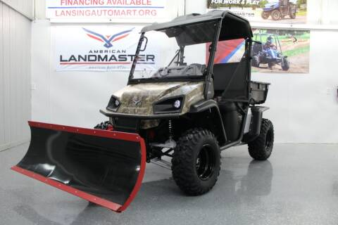 2021 AMERICAN LANDMASTER L7 for sale at Lansing Auto Mart in Lansing KS