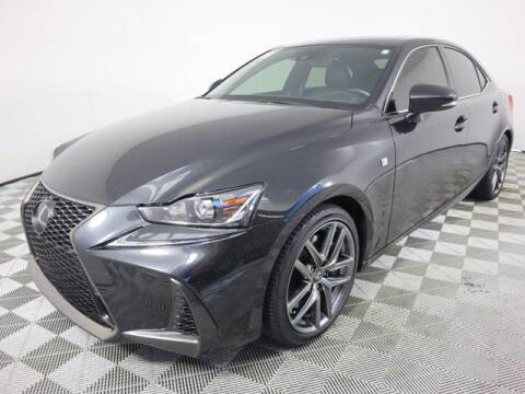 2020 Lexus IS 350 for sale at CU Carfinders in Norcross GA