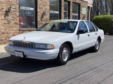 1995 Chevrolet Caprice for sale at The King of Credit in Clifton Park NY