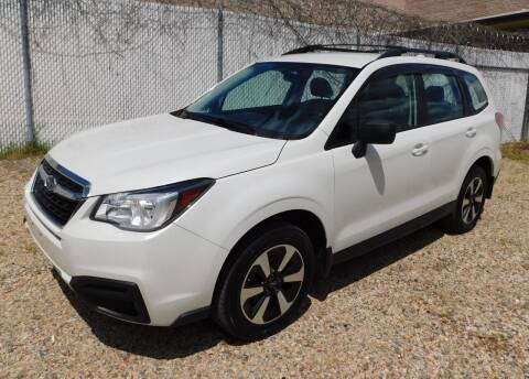 2018 Subaru Forester for sale at Amazing Auto Center in Capitol Heights MD
