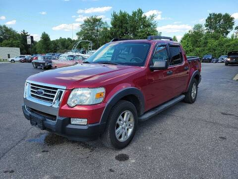 2008 Ford Explorer Sport Trac for sale at Cruisin' Auto Sales in Madison IN