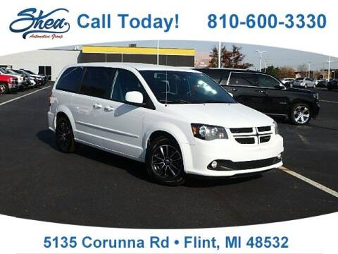 2017 Dodge Grand Caravan for sale at Jamie Sells Cars 810 in Flint MI