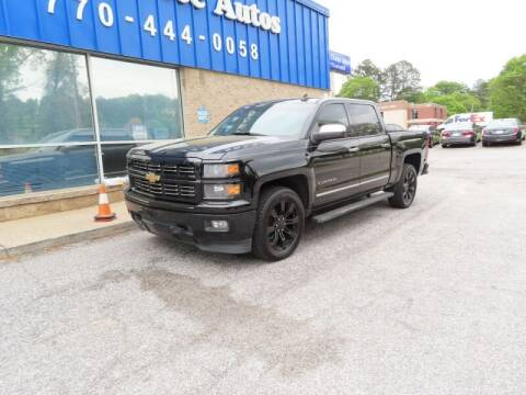 2015 Chevrolet Silverado 1500 for sale at Southern Auto Solutions - 1st Choice Autos in Marietta GA