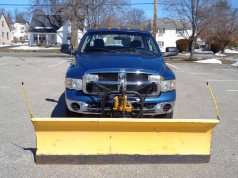 2004 Dodge Ram Pickup 3500 for sale at MAIN STREET MOTORS in Norristown PA