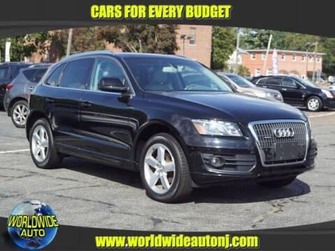 2012 Audi Q5 for sale at Worldwide Auto in Hamilton NJ