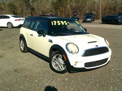 2010 MINI Cooper Clubman for sale at Let's Go Auto Of Columbia in West Columbia SC