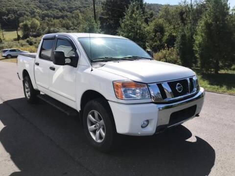 2012 Nissan Titan for sale at Hawkins Chevrolet in Danville PA