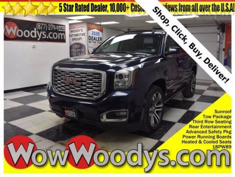 2018 GMC Yukon for sale at WOODY'S AUTOMOTIVE GROUP in Chillicothe MO