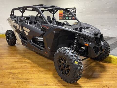 2021 Can-Am Maverick X3 MAX DS Turbo Deser for sale at Lipscomb Powersports in Wichita Falls TX