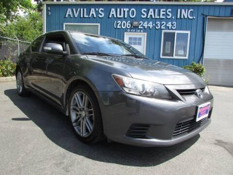 2011 Scion tC for sale at Avilas Auto Sales Inc in Burien WA