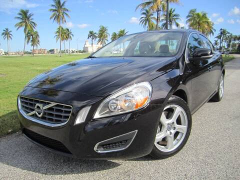 2013 Volvo S60 for sale at FLORIDACARSTOGO in West Palm Beach FL