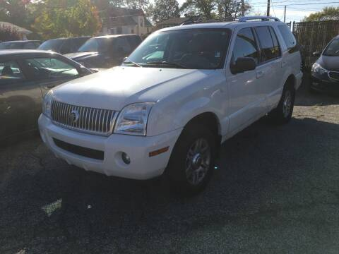 2004 Mercury Mountaineer for sale at Payless Auto Sales LLC in Cleveland OH