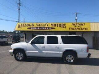2001 Chevrolet Suburban for sale at Kellogg Valley Motors in Gravel Ridge AR