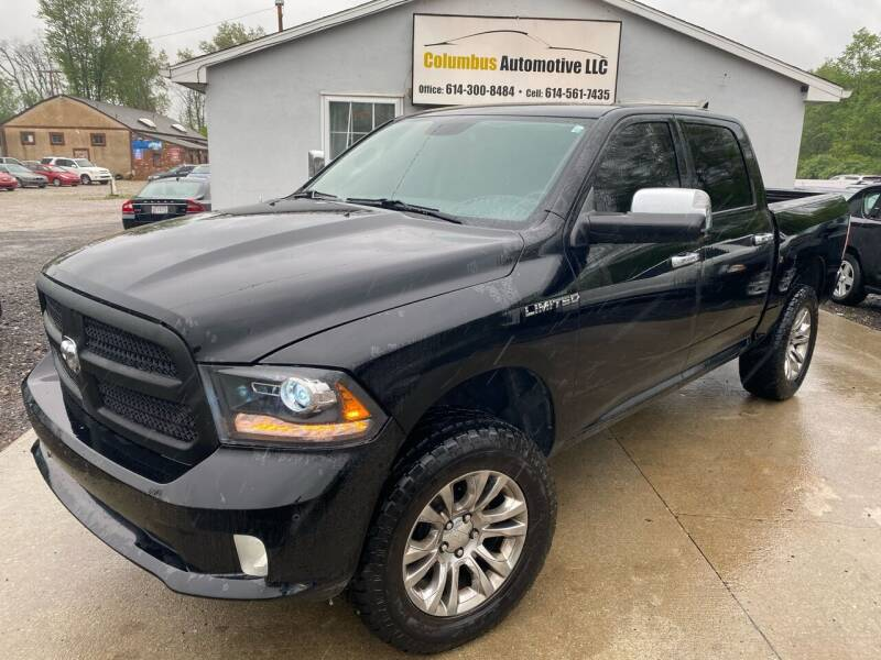 2014 RAM Ram Pickup 1500 for sale at COLUMBUS AUTOMOTIVE in Reynoldsburg OH