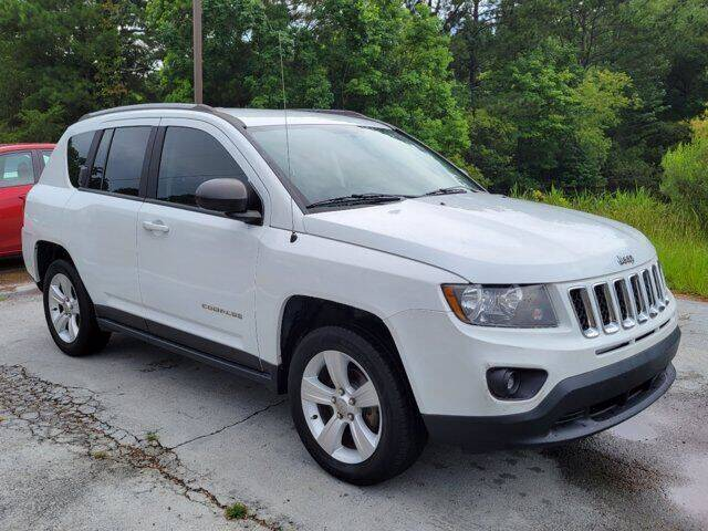 2016 Jeep Compass for sale at Southeast Autoplex in Pearl MS