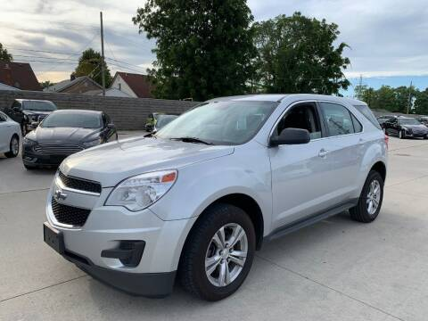 2015 Chevrolet Equinox for sale at Crooza in Dearborn MI