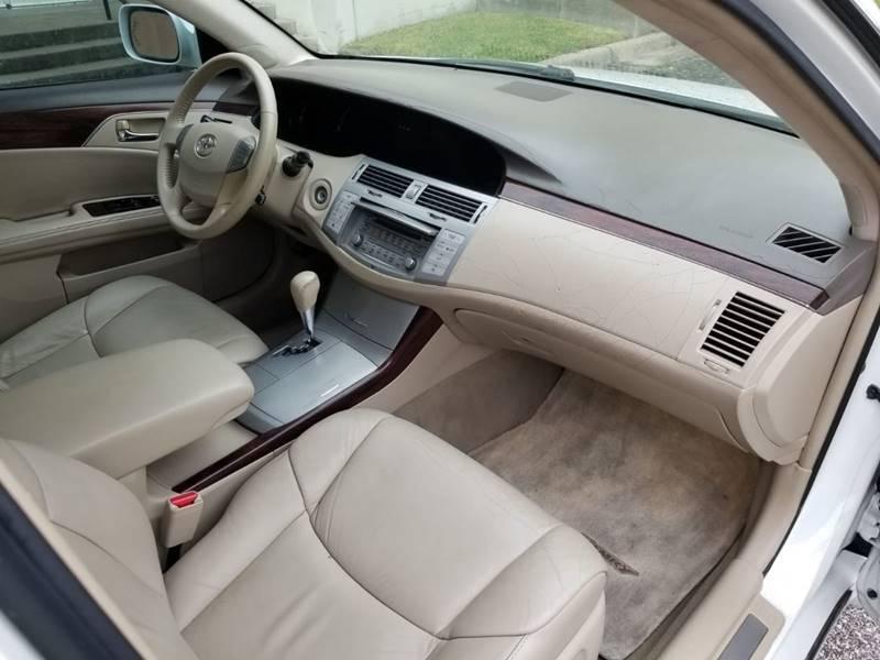 2008 Toyota Avalon XLS 4dr Sedan - Houston TX