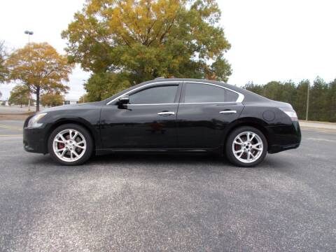 2014 Nissan Maxima for sale at A & P Automotive in Montgomery AL