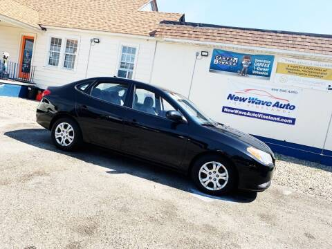 2010 Hyundai Elantra for sale at New Wave Auto of Vineland in Vineland NJ