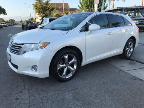 2011 Toyota Venza for sale at Olympic Motors in Los Angeles CA