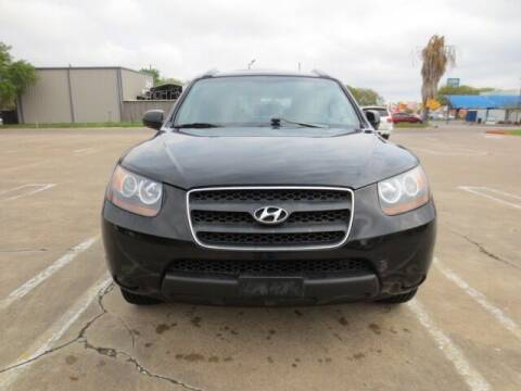 2007 Hyundai Santa Fe for sale at MOTORS OF TEXAS in Houston TX
