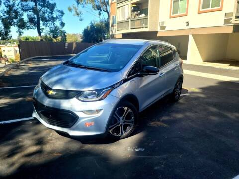 2017 Chevrolet Bolt EV for sale at Korski Auto Group in National City CA