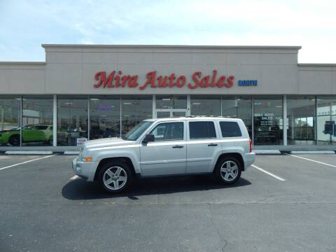 2008 Jeep Patriot for sale at Mira Auto Sales in Dayton OH