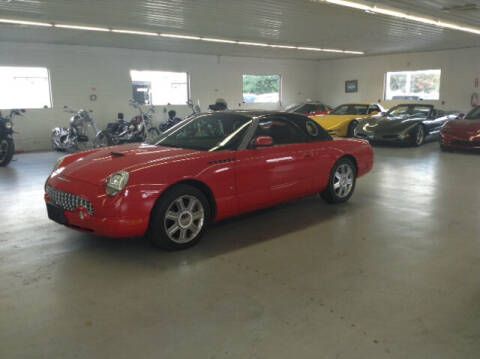 2004 Ford Thunderbird for sale at Stakes Auto Sales in Fayetteville PA