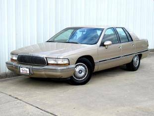 1993 Buick Roadmaster for sale at Fall Creek Motor Cars in Humble TX