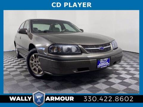 2001 Chevrolet Impala for sale at Wally Armour Chrysler Dodge Jeep Ram in Alliance OH