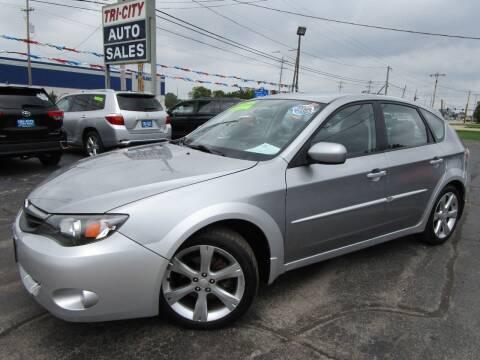 2011 Subaru Impreza for sale at TRI CITY AUTO SALES LLC in Menasha WI