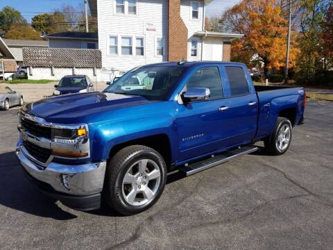 2017 Chevrolet Silverado 1500 for sale at Indiana Auto Sales Inc in Bloomington IN