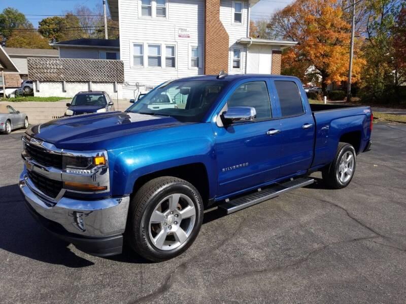 2017 Chevrolet Silverado 1500 for sale at Indiana Auto Sales Inc in Bloomington IN