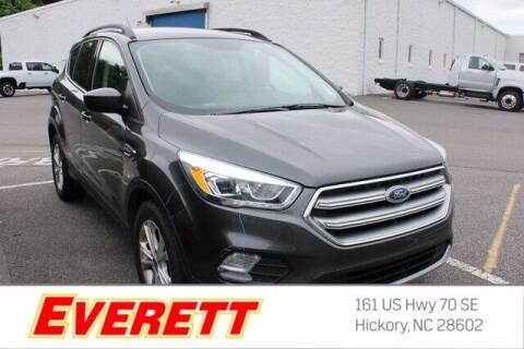 2017 Ford Escape for sale at Everett Chevrolet Buick GMC in Hickory NC
