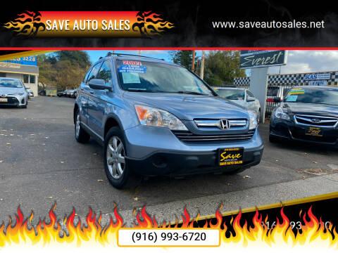 2007 Honda CR-V for sale at Save Auto Sales in Sacramento CA