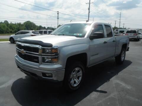 2014 Chevrolet Silverado 1500 for sale at Morelock Motors INC in Maryville TN