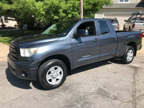 2010 Toyota Tundra for sale at Nice Cars in Pleasant Hill MO