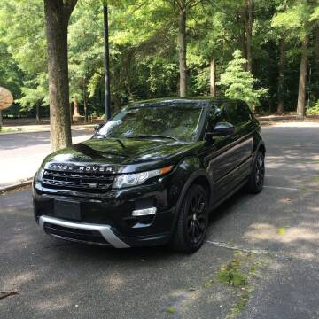 2014 Land Rover Range Rover Evoque for sale at Bowie Motor Co in Bowie MD