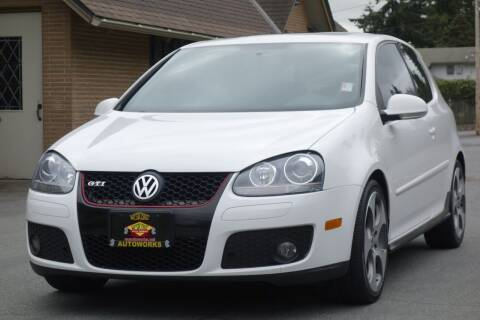 2009 Volkswagen GTI for sale at West Coast Auto Works in Edmonds WA