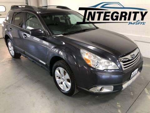 2012 Subaru Outback for sale at Integrity Motors, Inc. in Fond Du Lac WI