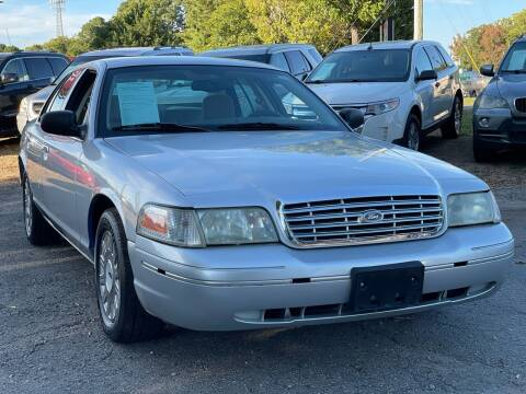 2005 Ford Crown Victoria for sale at Atlantic Auto Sales in Garner NC
